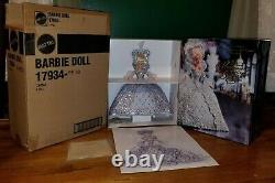 1997 Bob Mackie MADAME DU Barbie Doll LIMITED EDITION Mattel WithSHIPPER NRFB 1
