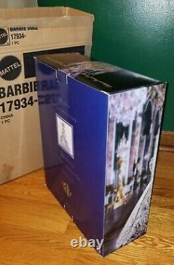 1997 Bob Mackie MADAME DU Barbie Doll LIMITED EDITION Mattel WithSHIPPER NRFB 2