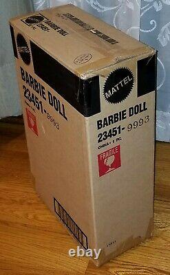 1998 Bob Mackie THE TANGO Barbie Doll LIMITED EDITION PORCELAIN Mattel SEALED