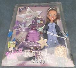 2003 MGA Limited Edition Bratz Formal Funk Prom Yasmin Doll & AccessoriesL@@k