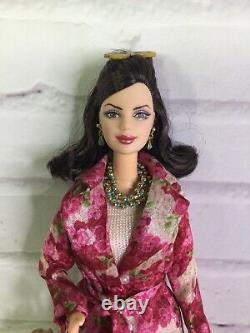 2003 Mattel Barbie Kate Spade Doll Limited Edition Gold Label With Outfit & More