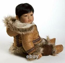 Adora Dolls, Kodi Eskimo Boy (also known as'Barrow') Limited Edition