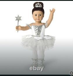 American Girl Nutcracker Snow Queen Outfit Limited Edition Ballet NIB NRFB HTF