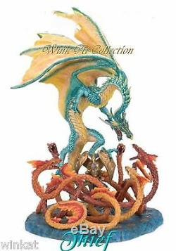 Andrew Bill Thief Dragon Figurine Limited Edition Retired 2007