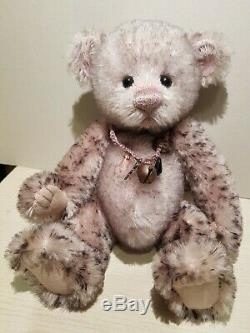 Angel by Charlie Bears, Isabelle Lee limited edition non-UK mohair retired bear