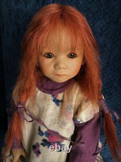 Annette Himstedt Adorable 2003 Moni Puppen Kinder LTD Edition 131/713