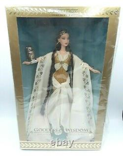 BARBIE COLLECTIBLES LIMITED EDITION GODDESS OF WISDOM Brand New Rare