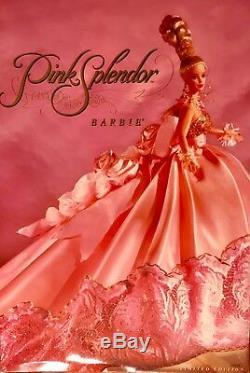 Barbie PINK SPLENDOR Limited Edition of 10,000 BOB MACKIE 1996 #16091 NRFB
