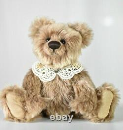 Bear Studio Isabelle Collection Cappuccino Limited Edition