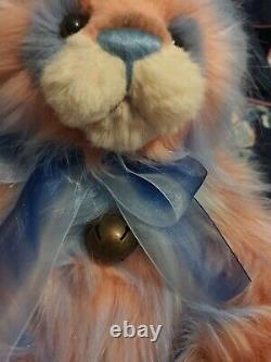 Beautiful Lollipop by Charlie Bear. Retired bear, Limited Edition