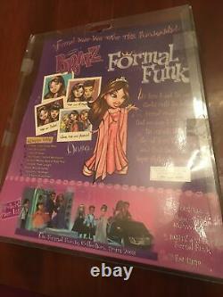 Bratz Formal Funk Dana Limited Edition Prom 2003 NRFB Read Description