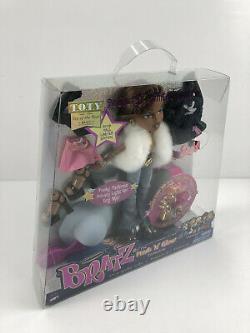 Bratz Funk N Glow Sasha Doll 2002 Fall Limited Edition New in Box