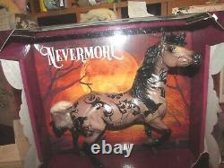 Breyer NEVERMORE LIMITED EDITION Retired HALLOWEEN HORSE 2018 NIB