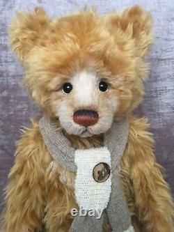 CHARLIE BEARS 2017 ISABELLE MASTERPIECE LIMITED EDITION BEAR rare & retired