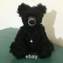 CHARLIE BEARS Bear Studio ARIA Isabelle Collection LTD EDITION 22/100 VERY RARE