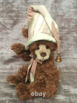 CHARLIE BEARS NIGHTCAP 2021 ISABELLE COLLECTION LIMITED EDITION BEAR below rrp