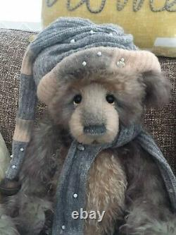 CHARLIE BEARS ORIGINAL FROST 2015 LTD EDITION ISABELLE BEAR sold out & retired