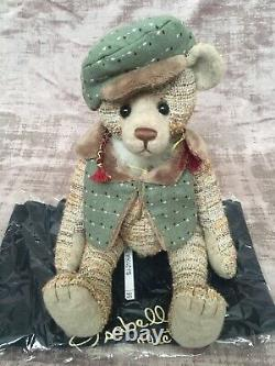 CHARLIE BEARS TOGS 2021 ISABELLE COLLECTION LIMITED EDITION BEAR only 200 made