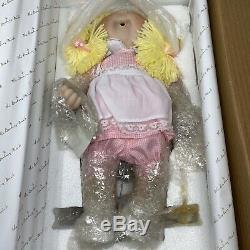 Cabbage Patch Kids Sarah Michelle Danbury Limited Edition Porcelain Doll