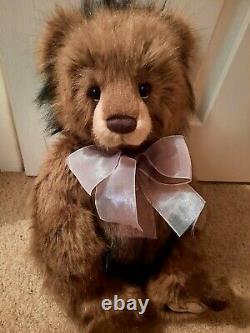 Charlie Bear Bear Hugs Limited edition Bearhugs Charlie bears Paw Store