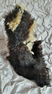 Charlie Bear Conker 19brown mohair Ltd Edition Isabelle Collection SJ4827