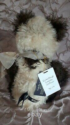 Charlie Bear Cookie Dough 16'5 mohair&alpaca Ltd Edition Isabelle Collection SJ