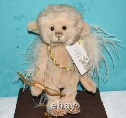 Charlie Bear Mohair Cupid Limited Edition Number 29 of only 200 RETIRED 2013