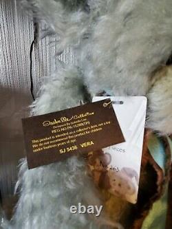 Charlie Bear Vera Mohair Rare Limited Edition Retired
