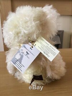 Charlie Bears 2011 Sherbert Lemon Non UK Ltd Edition Mohair Isabelle Lee 257/350