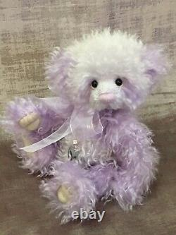 Charlie Bears 2014 Mohair Year Bear Retired Limited Edition Isabelle Lee Bear