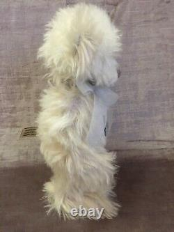 Charlie Bears 2015 Mohair Year Bear Retired Limited Edition Isabelle Lee Bear