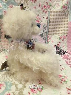 Charlie Bears 2020 Mohair Year Bear Beautiful Isabelle Lee Limited Edition Bear