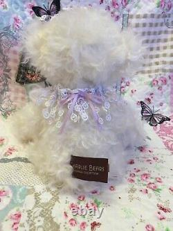 Charlie Bears 2020 Mohair Year Bear Isabelle Lee Limited Edition Bear Sold Out
