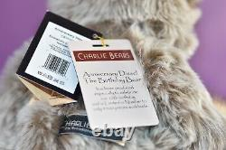 Charlie Bears Anniversary Diesel Limited Edition Tagged Retired