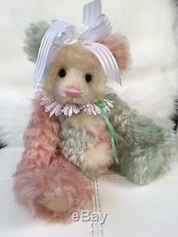 Charlie Bears Anniversary Tutti Frutti Limited Edition Mohair Bear
