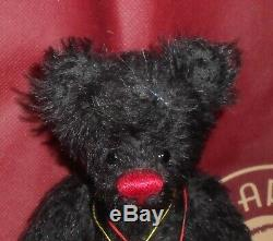 Charlie Bears BILLY Bear Studio Early Isabelle Collection Limited Edition 200