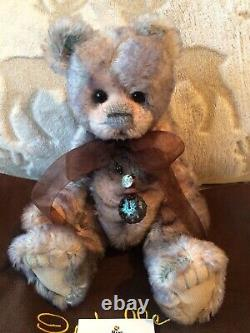 Charlie Bears Bit Bot from 2011 Limited Edition no. 59/250