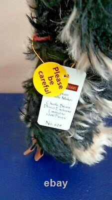 Charlie Bears CAPTAIN PUDDLEMAKER Mohair LTD EDITION FROM 2014