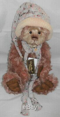 Charlie Bears CHILLSTAR 2017 Isabelle Lee Collection Mohair Limited Edition 400
