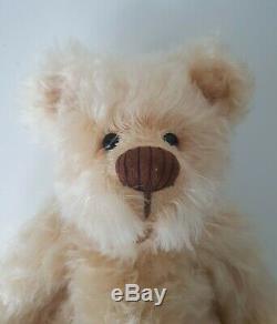 Charlie Bears'Caroline' #39/150 Limited Edition Retired Rare Mohair Bear