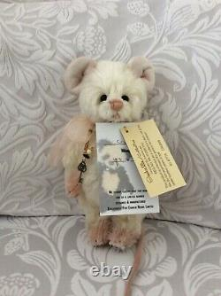 Charlie Bears Crumb Mouse 7 Limited Edition, Rare And Retired! 2011 Collection