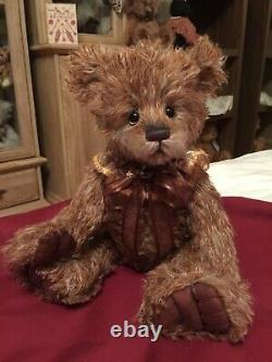 Charlie Bears Dodo, 2018 Collection, Limited Edition of 300 Worldwide