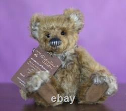 Charlie Bears Flummadiddle Isabelle Collection Limited Edition Tagged