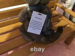 Charlie Bears HeeHaw limited edition Charlie bears direct exclusive low number