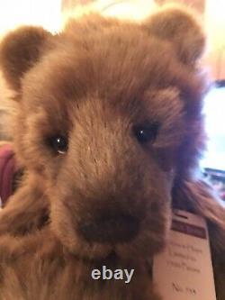 Charlie Bears Helena And Hope Limited Edition