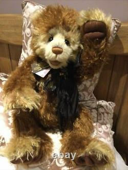 Charlie Bears Hunky Dory Ltd Edition No. 27/250 Designed By Isabelle Lee