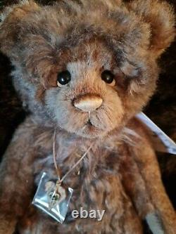 Charlie Bears Isabelle Lee BAGSY Mohair and Alpaca Limited Edition 400