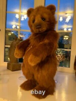Charlie Bears Isabelle Lee Plush Collection Helena And Hope Limited Edition