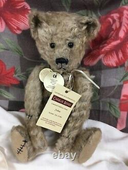 Charlie Bears Jake /limited Edition Of 600. Very Rare & Seldom Seen For Sale