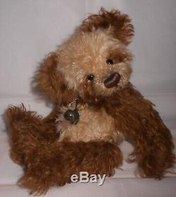 Charlie Bears LITTLE RASCAL Isabelle Lee Collection Limited Edition ONLY 250